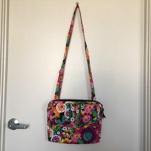 Ver Bradley Tablet Bag/Purse, Va Va Bloom